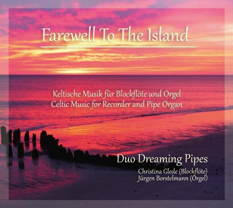 CD Farewell To The Island
