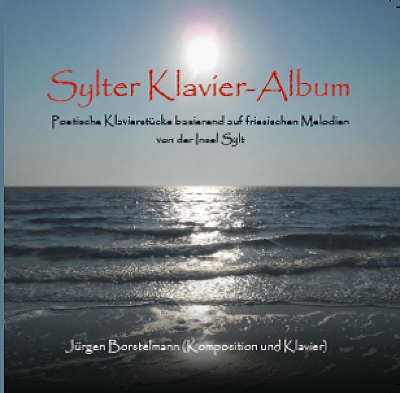 CD Sylter Klavieralbum