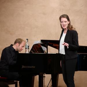Anna Schaumlöffel | Meisterkurs KS Christa Ludwig | © Dabernig | 2018