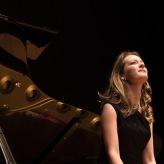Anna Schaumlöffel | Brahms-Liederfest | © Nico Herzog, HMTMH | 2017