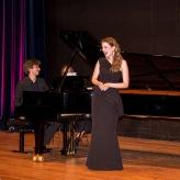 Anna Schaumlöffel | Finalkonzert, Walter und Charlotte Hamel Stiftung (Nicholas Rimmer, Klavier) | 2018