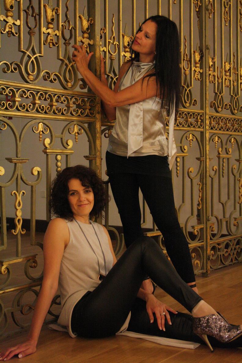 Duo Sistere_Karina_Gitte_Tor