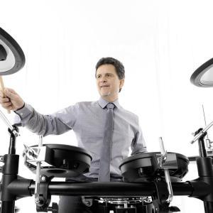 BellaVida | Bob Schneider - Drums
