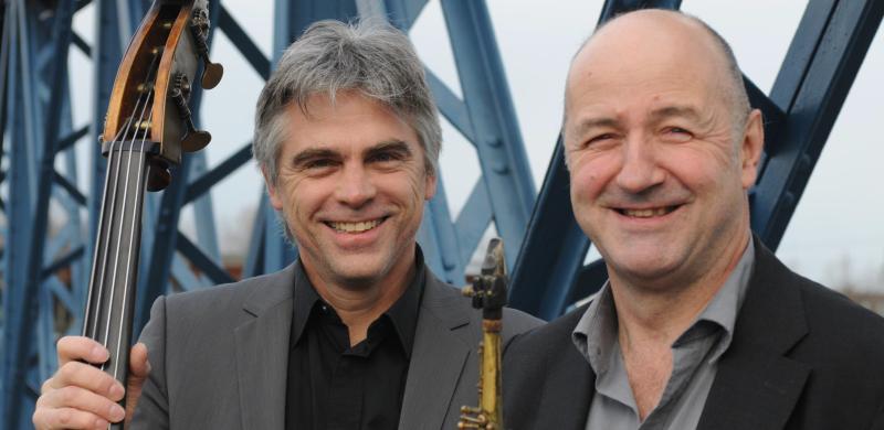 Mike Schweizer & Florian Döling Pressebild