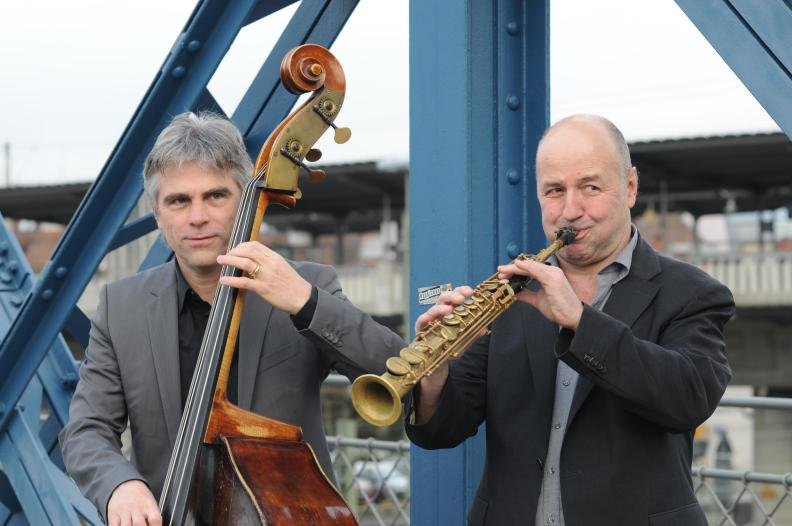 Mike Schweizer & Florian Döling Pressefoto