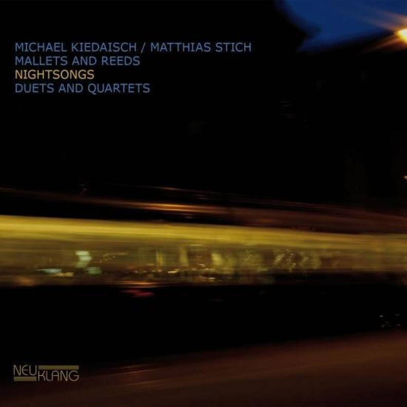 "CD Cover ""Nightsongs"""