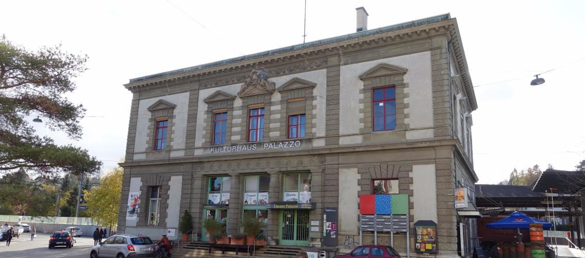 Kulturhaus-palazzo