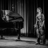Fabio Vettraino (Klavier), Larissa Angelini (Gesang) © Fotografenherz