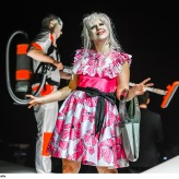 Michal Marhold (Juri), Larissa Angelini (Vivienne) - humanoid - Theater Winterthur © T+T Fotografie