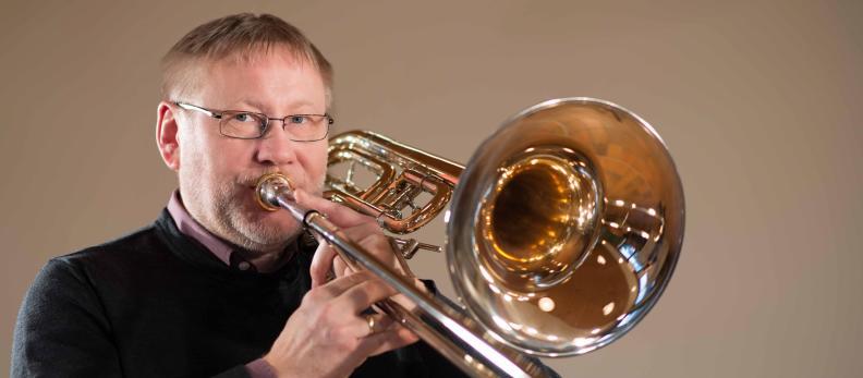 Matthias Krüger, Bassposaune