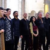 Nouruz Ensemble beim Romanischen Sommer 2018