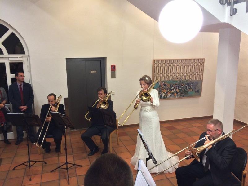 Lisas Hochzeit in 2014