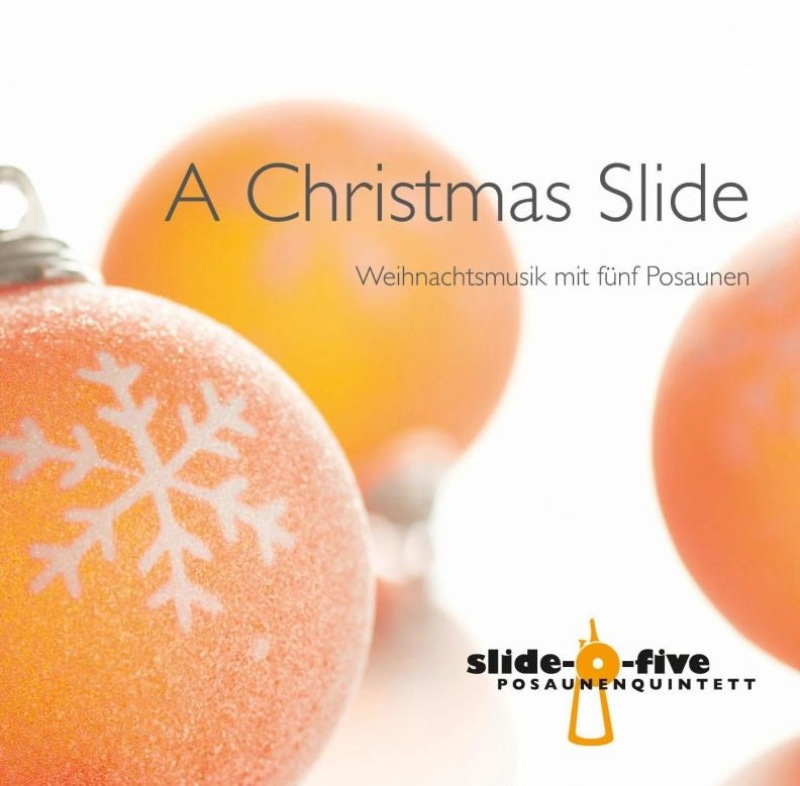 A Christmas Slide