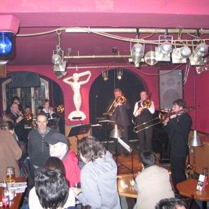 Auftritt im Kaiserkeller 2008