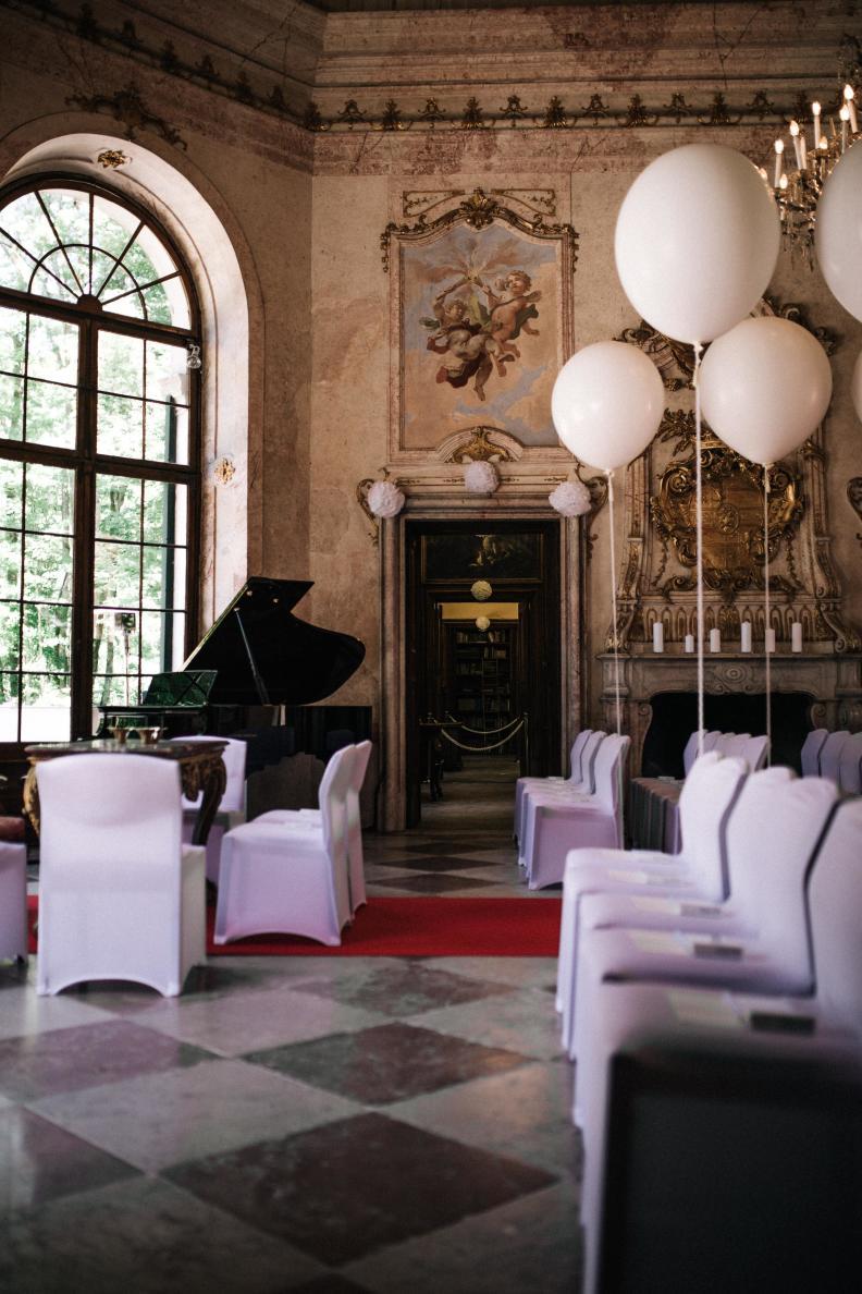 Trauung Pianist Sänger Kirschstein