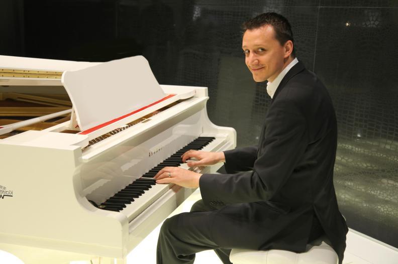 Pianist Hochzeit Barpiano München