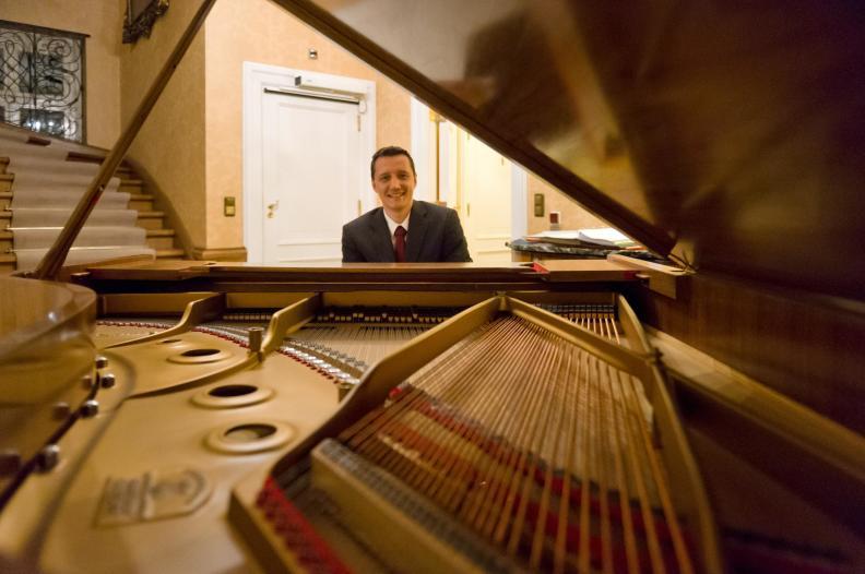 Christian Kirschstein Privatfeier Pianist Barpianist Barmusik Hochzeit