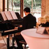 Hochzeit, Schloss Timelkam bei Salzburg