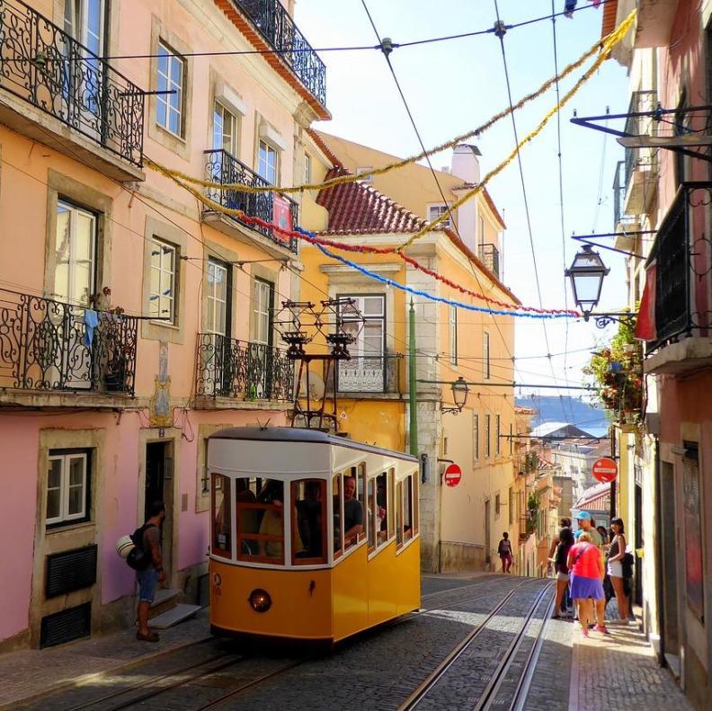 Rundreise Mietwagen Portugal