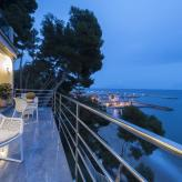 kleines Strandhotel Katalonien