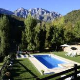 Unsere Unterkunft in den Picos de Europa