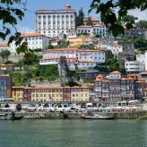 Porto bei Mietwagenrundreise in Portugal