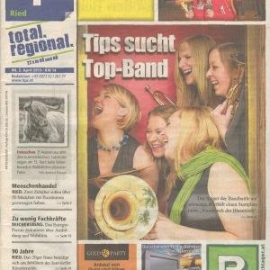 03.04.2013 TIPS Ried (Titelblatt)