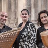 Kioomars Musayyebi, Maria Jonas und Reza Samani