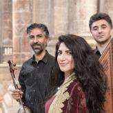 Bassem Hawar, Rita William und Hesen Kanjo