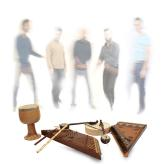 Nouruz Ensemble Instrumente