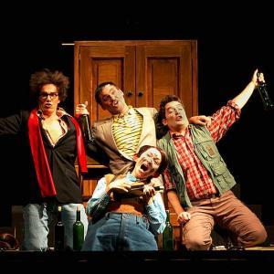 RATTENGIFT - Scherz, Satire, Ironie und tiefere Bedeutung (D. Glanert) Theater Pforzheim ©Sabine Haymann