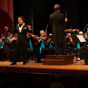 In concert ©Werner Fleischmann