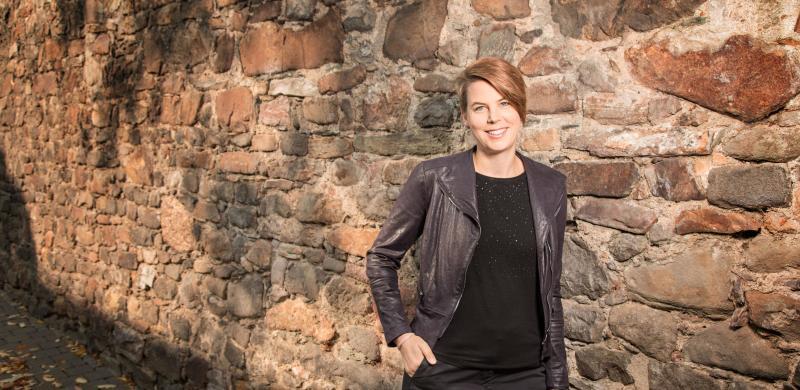 Anna Liebst CVT-Gesangspädagogin