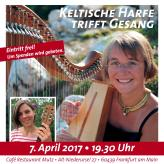 Keltische Harfe trifft Gesang 04/17