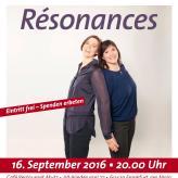 Duo Résonances 09/16