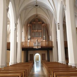 Rosenheim, St. Nikolaus, 23.03.2019, Mittagsmusik