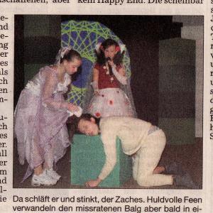 2005 Zinnober, Zinnober!
