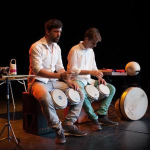 Tamburi Mundi 2016_Schlagzeugduo BeatBop_by Ellen Schmauss