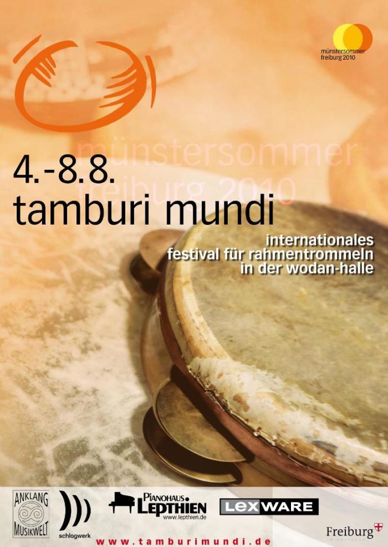 Poster_Tamburi Mundi 2010