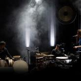 Lukas Derungs, Santino Scavelli and Murat Coskun