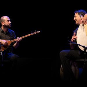 Duo Hasan Hüseyin Talaz und Murat Coskun by Ellen Schmauss