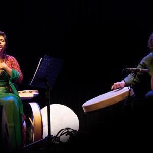 Duo Reza Samani und Sheyda Ghawami by Ellen Schmauss