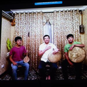 Stream mit Khayrullo Dadoboev Tadschikistan