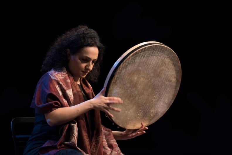 Naghmeh Farahmand by Ellen Schmauss