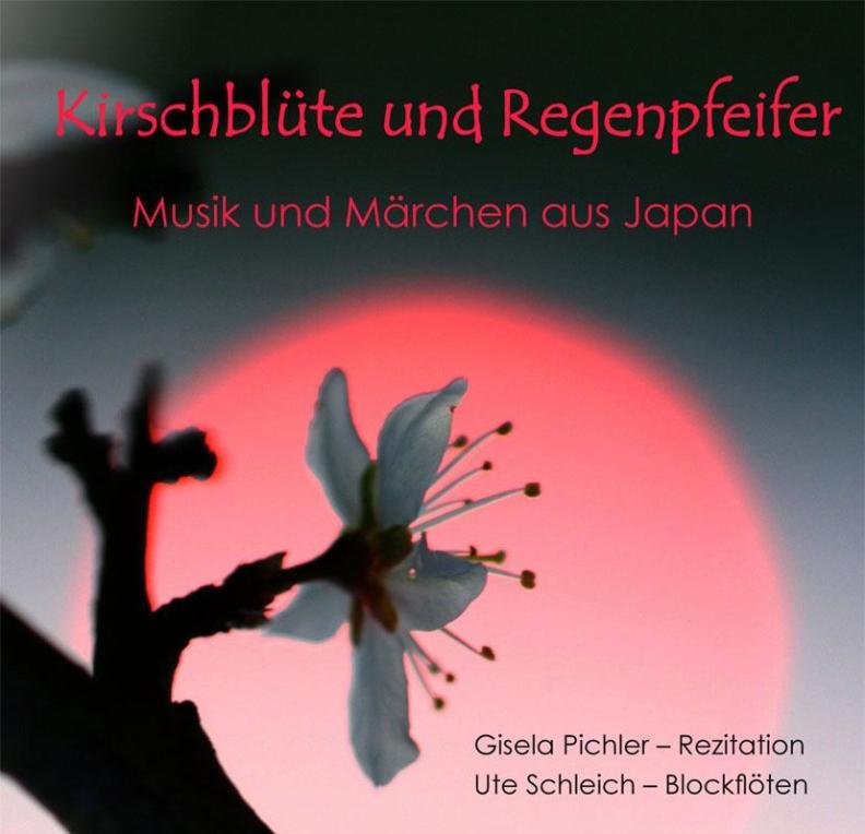 Cover von Kirschblüte und Regenpfeifer