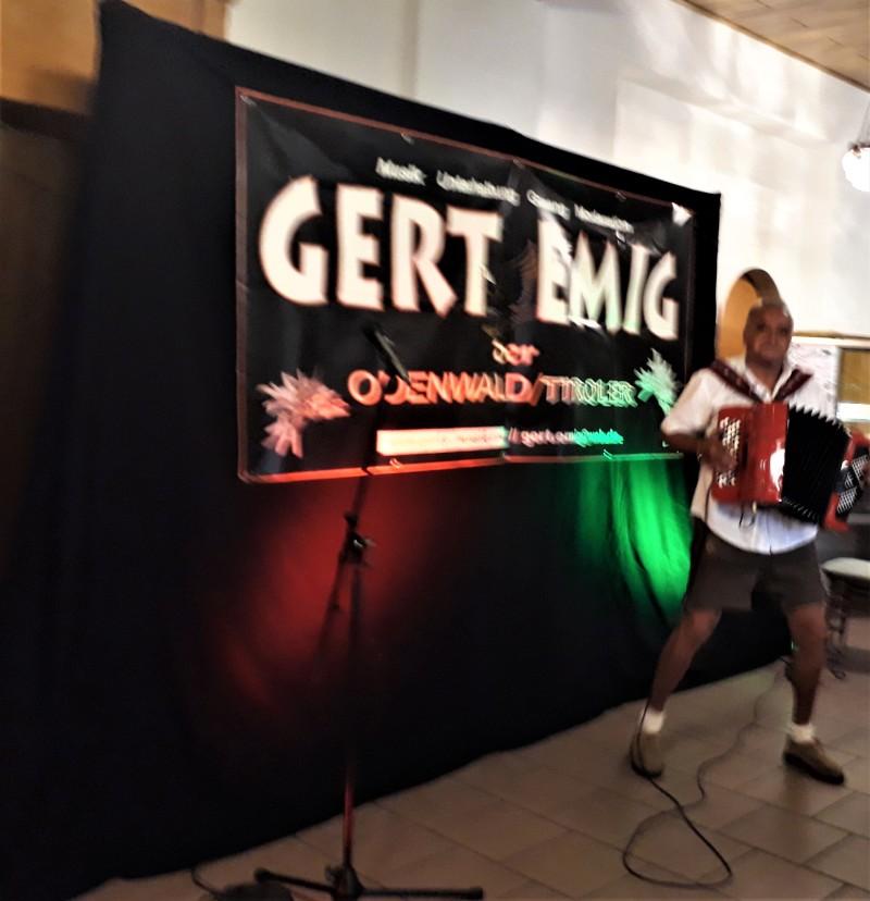 """Gert Emig """" Der Odenwald Tiroler LIVE"""