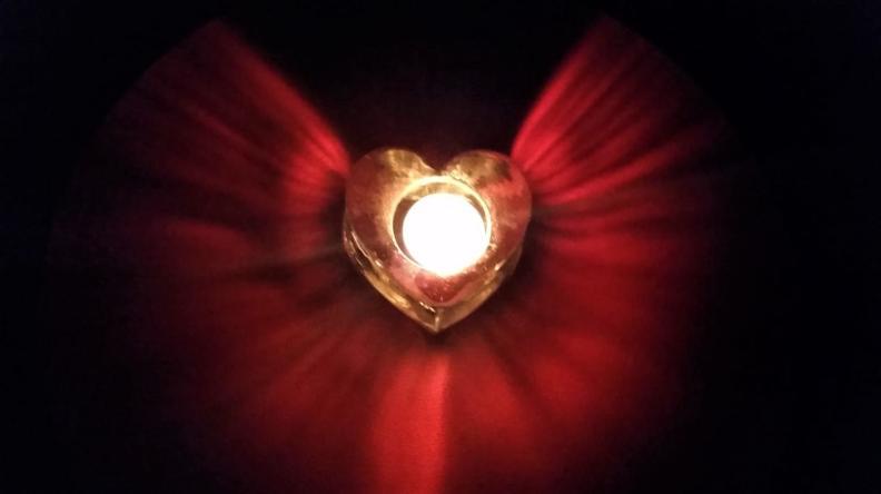 Herzenslicht (Foto: Ulrike Joachims)