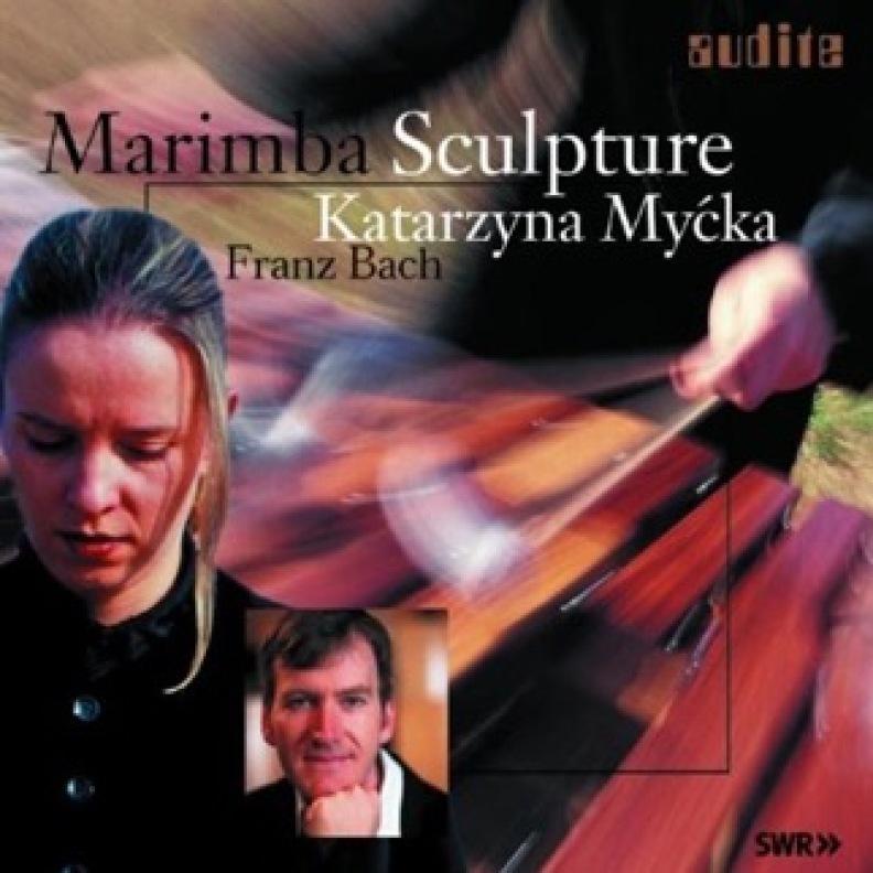 CD Marimba Sculpture