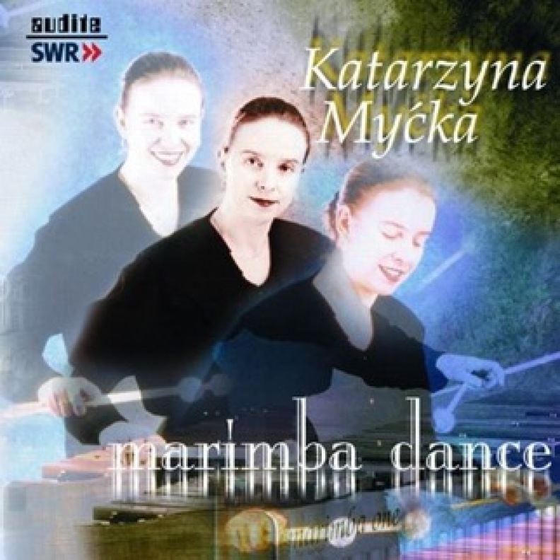 CD Marimba Dance