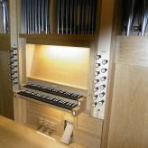 Orgel Spieltisch Kassel-Rothenditmold
